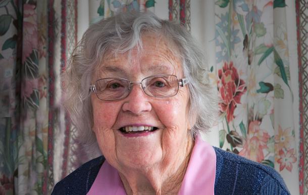 Irene Margaret Holder)