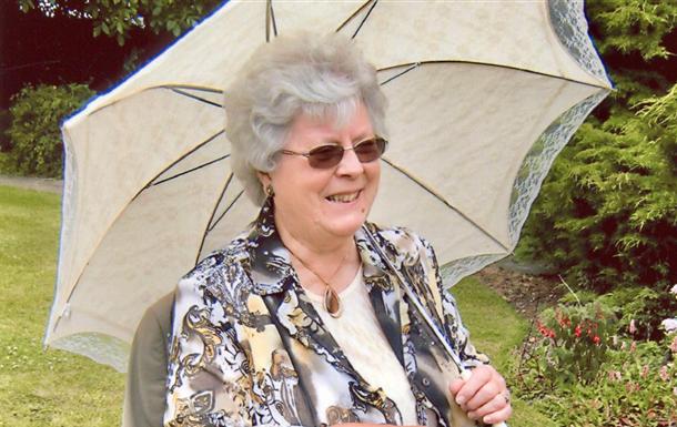 Phyllis Rose Harris