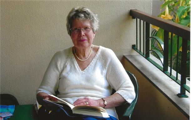 Patricia Barbara Lilley