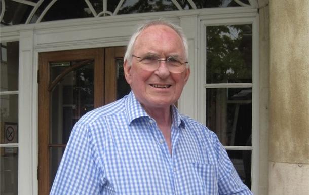 Geoffrey Gordon Beckett