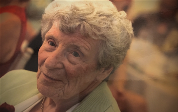 Doris May Elam