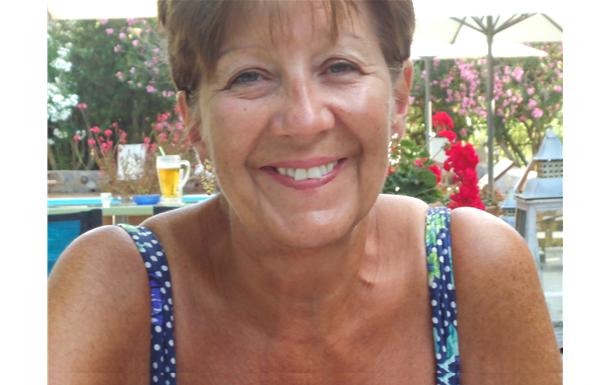 Christine Mary O'Brien
