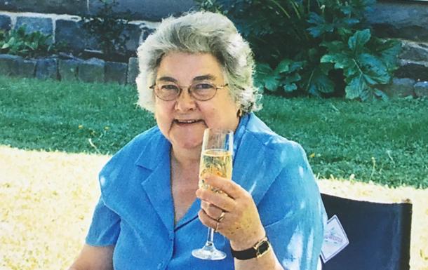 Dorothy Phyllis Woodrow