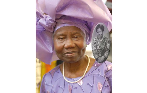 Patience Omolara  Odunsi
