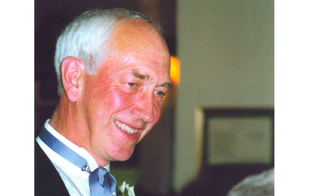 Joseph Richard  Moodie