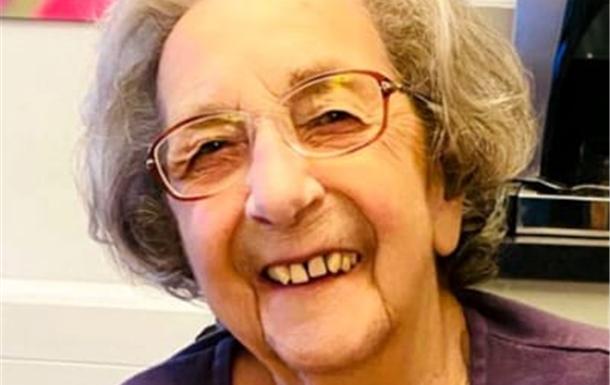 Mavis Rosemary Grace  Gibson