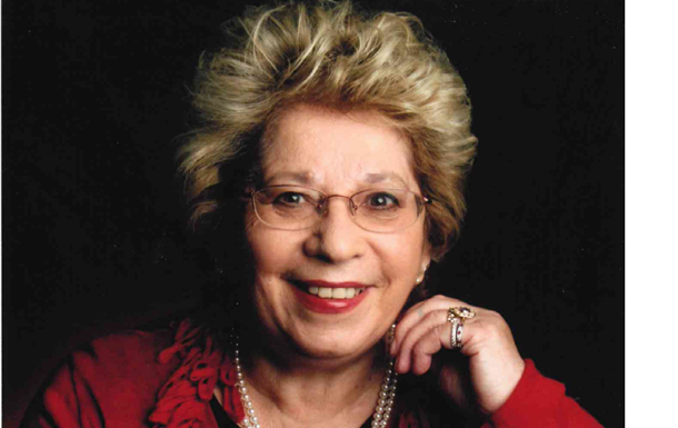 Patricia Mary Perry