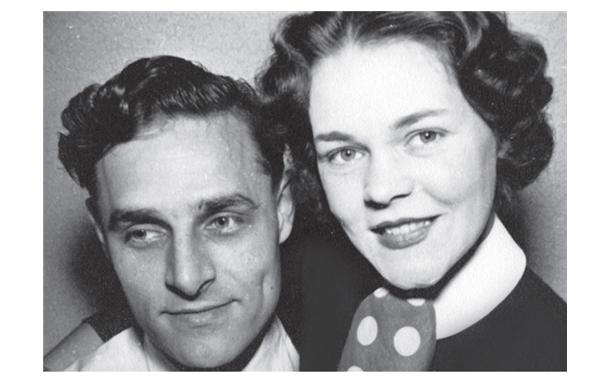 Jane and Derek Tichelar