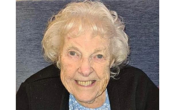 Doreen Biddlecombe