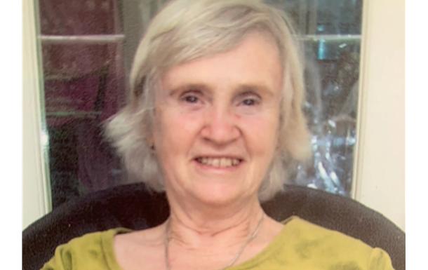 Dorothy Lorraine Pasmore